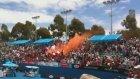 Tenis Maçında Meşale Yakmak - Marsel İlhan