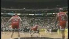 Allen Iverson'dan Michael Jordan'a Efsane Crossover