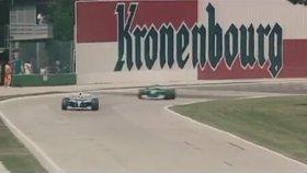 Ayrton Senna'nın Hayatını Kaybettiği Kaza (1994)