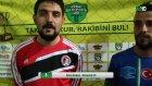 Batışehir FC - FC BP / İSTANBUL / AÇILIŞ LİGİ/ Röportaj