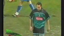 Jose Mourinho'nun Türkiye'ye İlk Gelişi (Denizlispor 2 - 2 Porto) -  27.02.2003