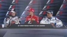 Michael Schumacher Niye Sevilmez? (Juan Pablo Montoya Versiyonu)