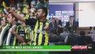 Muz Sallayan Fenerbahçeli Taraftarların Basın Açıklaması
