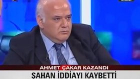 Real Madrid Galatasaray'a Bilerek Yenildi - Ahmet Çakar