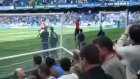 Ronaldo'nun Chelsea Taraftarlarına Hava Atması