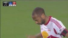 Thierry Henry Röveşatası - New York Red Bulls & Montreal Impact