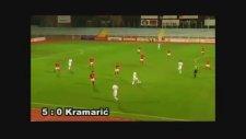 11-0 Biten Maçta 8 Gol Atmak