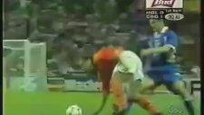 Gelmiş Geçmiş En İyi Gol Sevinci - Boudewijn Zenden
