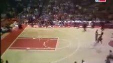 İlk NBA (ABA) Slam Dunk Yarışması - Denver (1976)