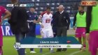 Kalecinin Kafasını Ezen Futbolcu