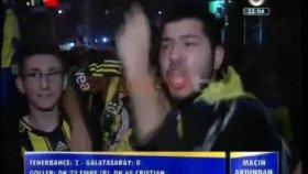 Kendinden Geçen Fenerbahçe Taraftarı - 17 Olacak 18 Olacak