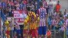 Messi'ye Faul Tarifi Vermek - Diego Godin