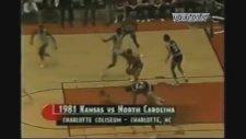 Michael Jordan'ın Kariyerindeki İlk Sayısı