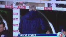 Montunun Cebini Denk Getiremeyen Wenger