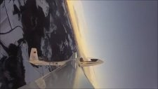 Planör ile Havada Akrobasi Yapmak