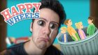 SENİ ÇÖPTEN BULDUK!! - Happy Wheels +15