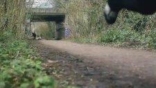 Zombilerden Kaçarak Egzersiz Yapmak