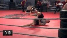 1. UFC Meydan Muharebesi - 5'e Karşı 5