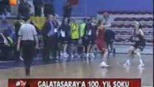 100. Yılında Küme Düşen Galatasaray Bayan Basketbol Takımı
