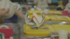 2014  Dünya Kupası Futbol Topu Brazuca'nın Yapımı