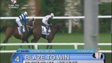 88. Gazi Koşusu Şampiyonu Blaze to Win - Halis Karataş