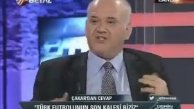 Ahmet Çakar - Canlı Yayında Dil Sürçmesi