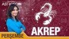 AKREP burcu günlük yorumu bugün 14 Mayıs 2015