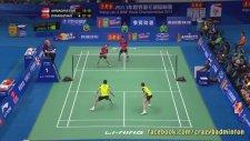 Badmintonda Hunharca Sayı Kazanmak