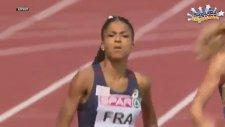 Bayanlar 4x400 Metrede Atlet Başı Finiş - Avrupa Atletizm Şampiyonası 2014