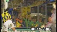 Fenerbahçe 6-0 Galatasaray (2002)