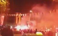 Fenerbahçe'nin Kalesi Bağdat'ta Gövde Gösterisi Yapan UltraAslan