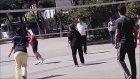 Gaziemir Lisesi 12/D vs Öğretmenler Voleybol Maçı