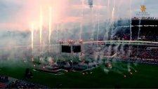 Gothia Cup Final - Havai Fişek Şöleni