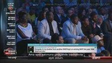 Kevin Durant'in Ağlatan MVP Konuşması
