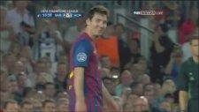 Nesta vs Messi Karşılaşması