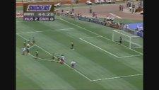 Oleg Salenko'nun Dünya Kupasında Bir Maçta 5 Gol Atması (1994)