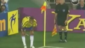 Rivaldo'nun Unutulmaz Numarası (2002 Dünya Kupası - Türkiye & Brezilya)