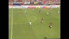 Salih Uçan'ın Roma'da İlk Resmi Maçında Gol Atması
