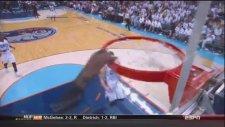Smaç Basarken Michael Jordan'ı Kesmek - LeBron James