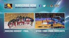 2014 Kadınlar Basketbol Şampiyonası En İyi 10 Hareket - FIBA