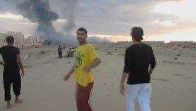 Gazzeli Parkur Sporcuları - Gaza Parkour Team