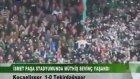 Haftaiçi Amatör Maça On Binden Fazla Seyircinin Gitmesi (Kocaelispor)