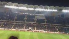 Konyaspor Taraftarlarının Aziz Yıldırım Şike Yapsana Tezahuratı