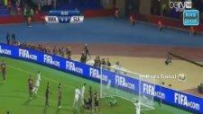 Sergio Ramos'un İllüminati Selamı Vermesi