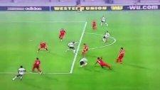 Tolgay Aslan'ın Liverpool'a Attığı Gol