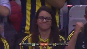 Unicaja Malaga - Fenerbahçe Ülker (Taraftarın Basket Sevinci)