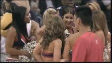Will Ferrell'in Ponpon Kızların Amigosuna Basketbol Topu Atması