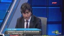 Rıdvan Dilmen: 'Diego'nun pozisyonu net penaltı'
