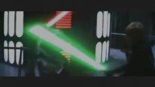 Luke Skywalker vs Darth Vader