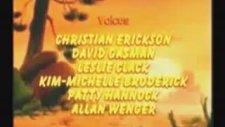 Red Kit'in Bölüm Sonu Jeneriği - Lucky Luke